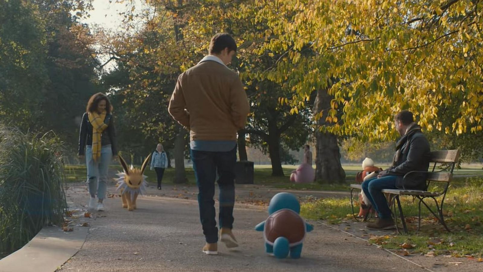 Pokemon Go's Upcoming Buddy Adventure Feature Guarantees You'll Have Friends for the New Year