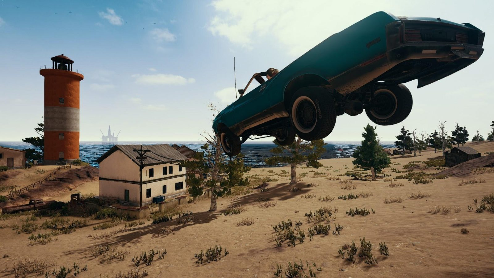 PUBG's Experimental Camper Solution: Put a Circle in the Circle