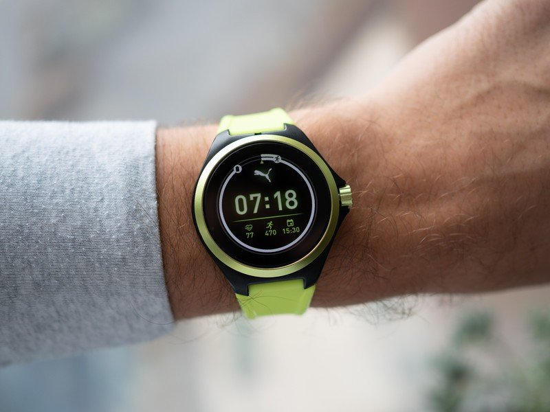 Puma Smartwatch review: Great sport styling, but the experience is far from perfect