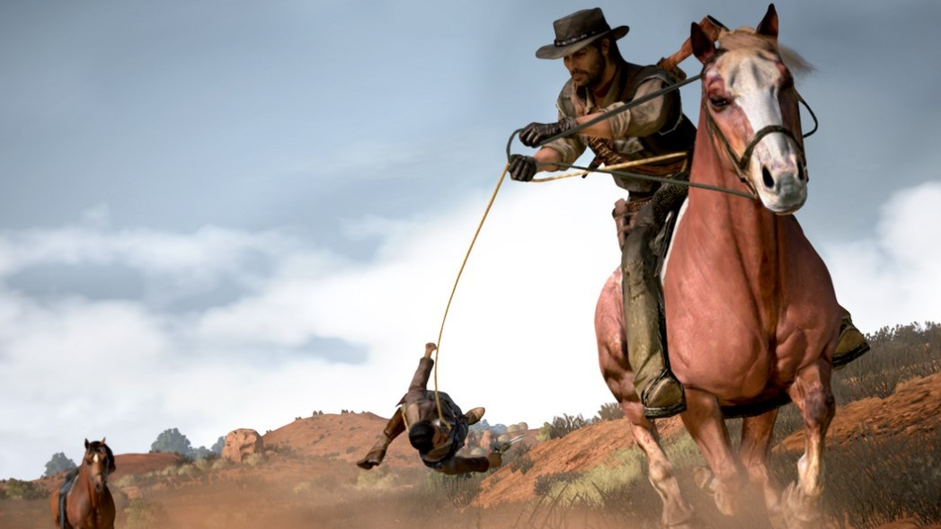 A Red Dead Redemption PC port has been shut down by a lawsuit from Take-Two