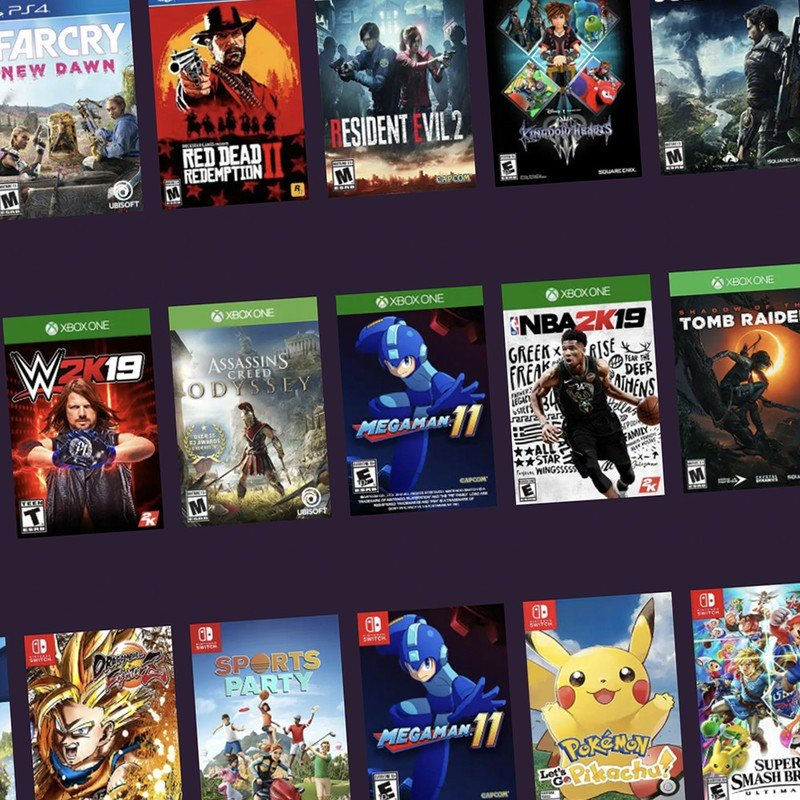 Redbox is getting out of video games and selling all of its Xbox One, PS4, and Nintendo Switch inventory for cheap