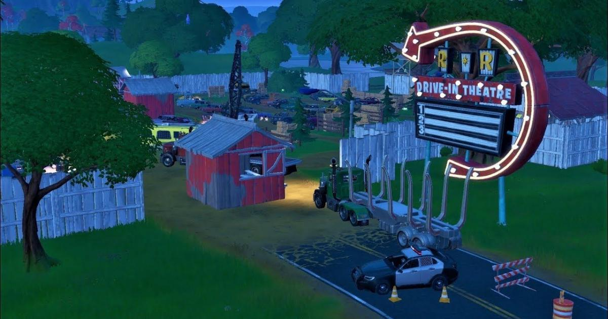 Risky Reels has been changed for the event in the latest 'Fortnite Battle Royale' update
