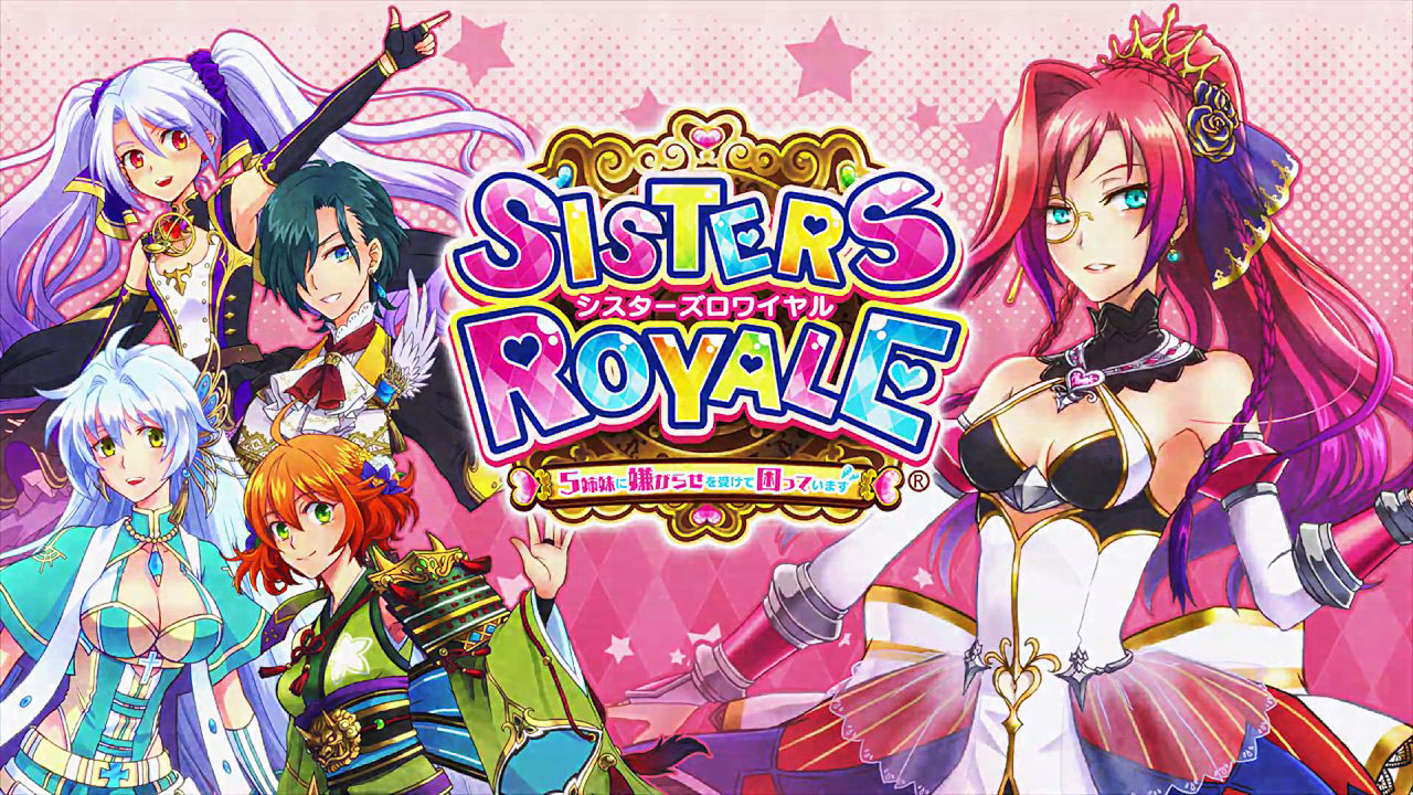 Castle of Shikigami Dev's Next Game Sisters Royale Gets a Western Release in 2020
