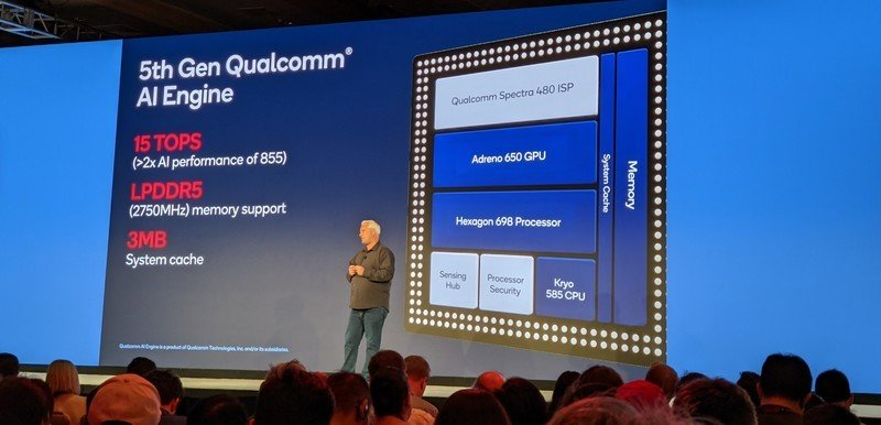 The Snapdragon 865: The new chip where everything really is new and improved