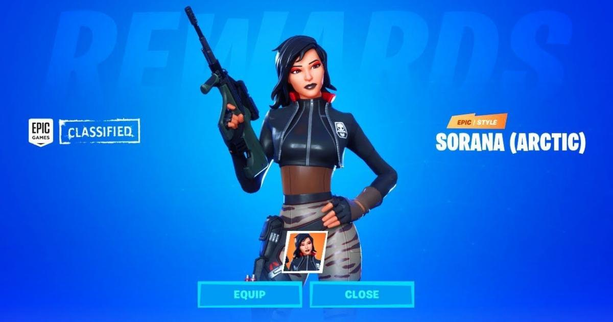 'Fortnite': How to unlock new pickaxe, back bling, and styles for Sorana outfit