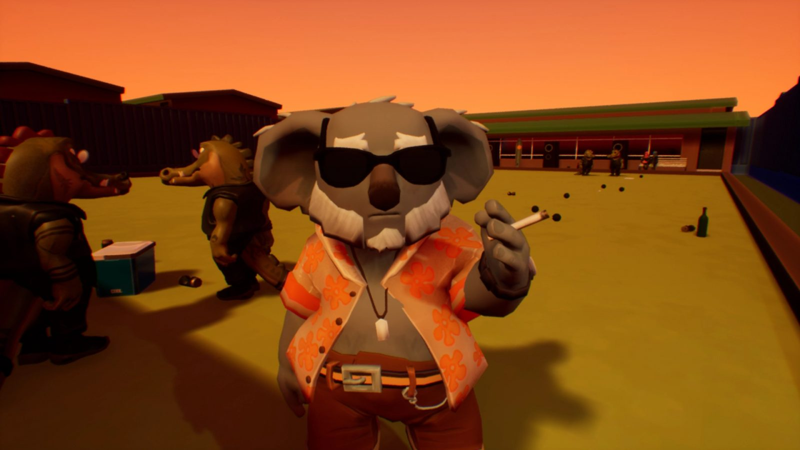 """Stoner Noir Game """"Stone"""" Launches for Xbox One on December 11"""