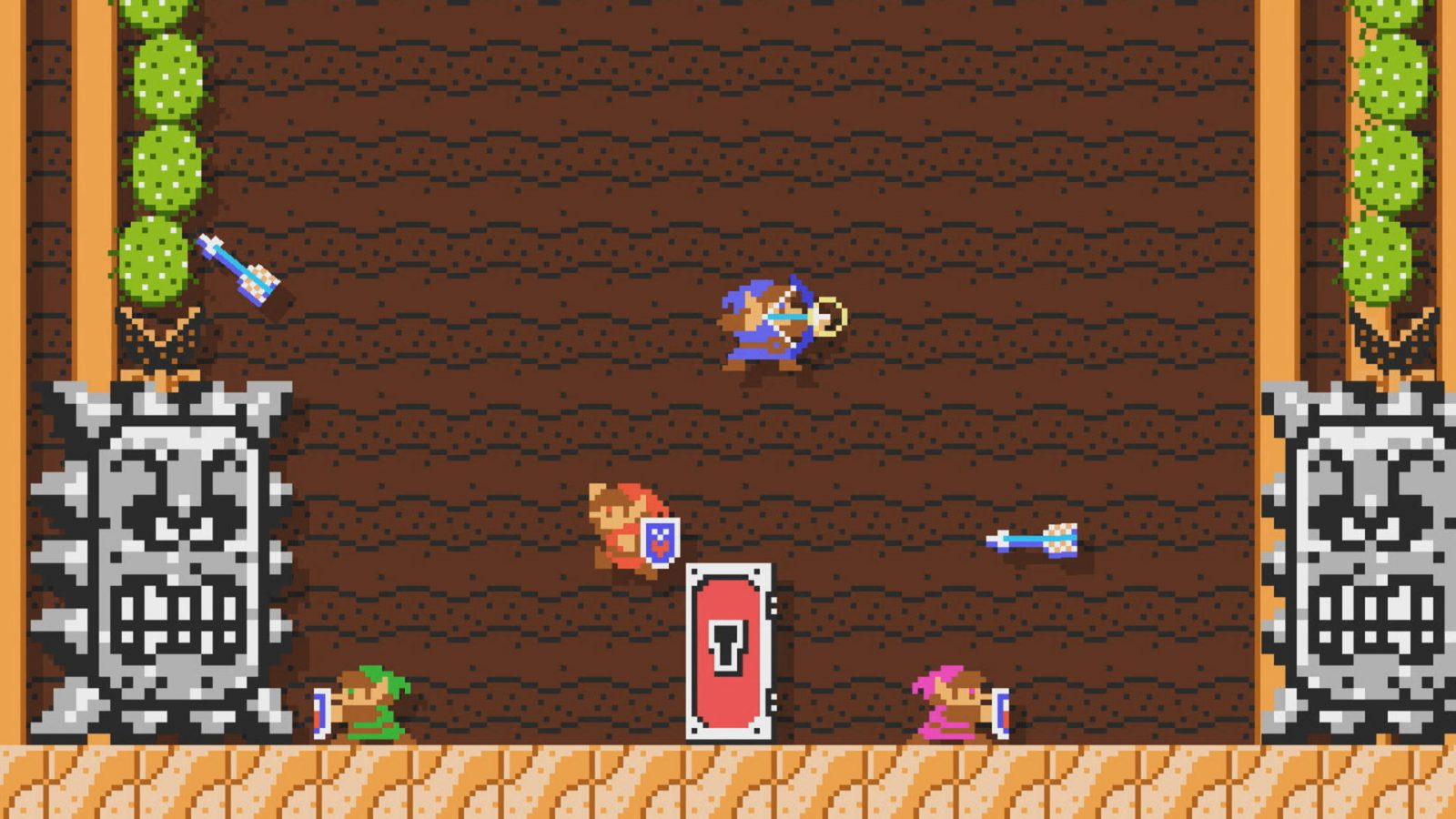 These Super Mario Maker 2 Link Power-Up Levels Show How Ingenious a Zelda Maker Could Be
