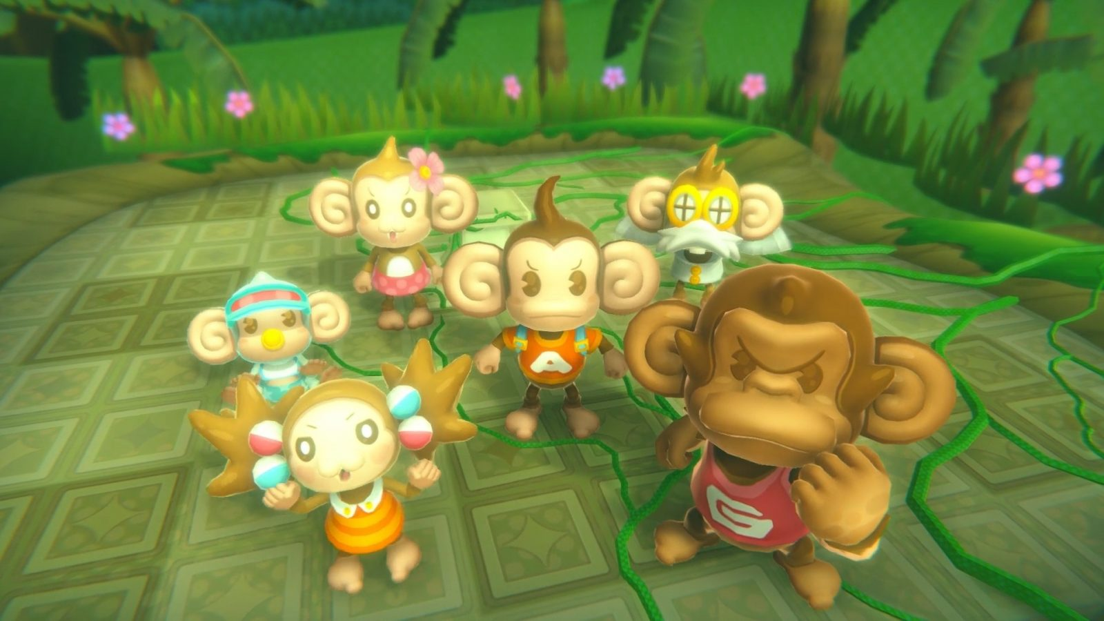 Super Monkey Ball: Banana Blitz HD Launches for PC on December 11