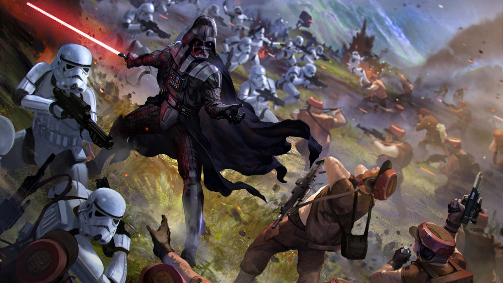 10 Star Wars Board Games You Should Play Before Seeing Rise of Skywalker