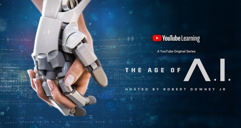 YouTube teases new docuseries about AI with Robert Downey Jr.