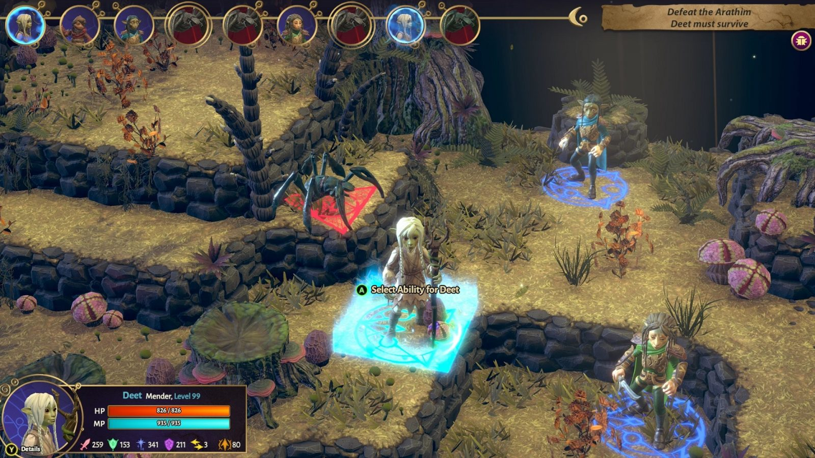 The Dark Crystal: Age of Resistance Tactics Launches February 4, 2020