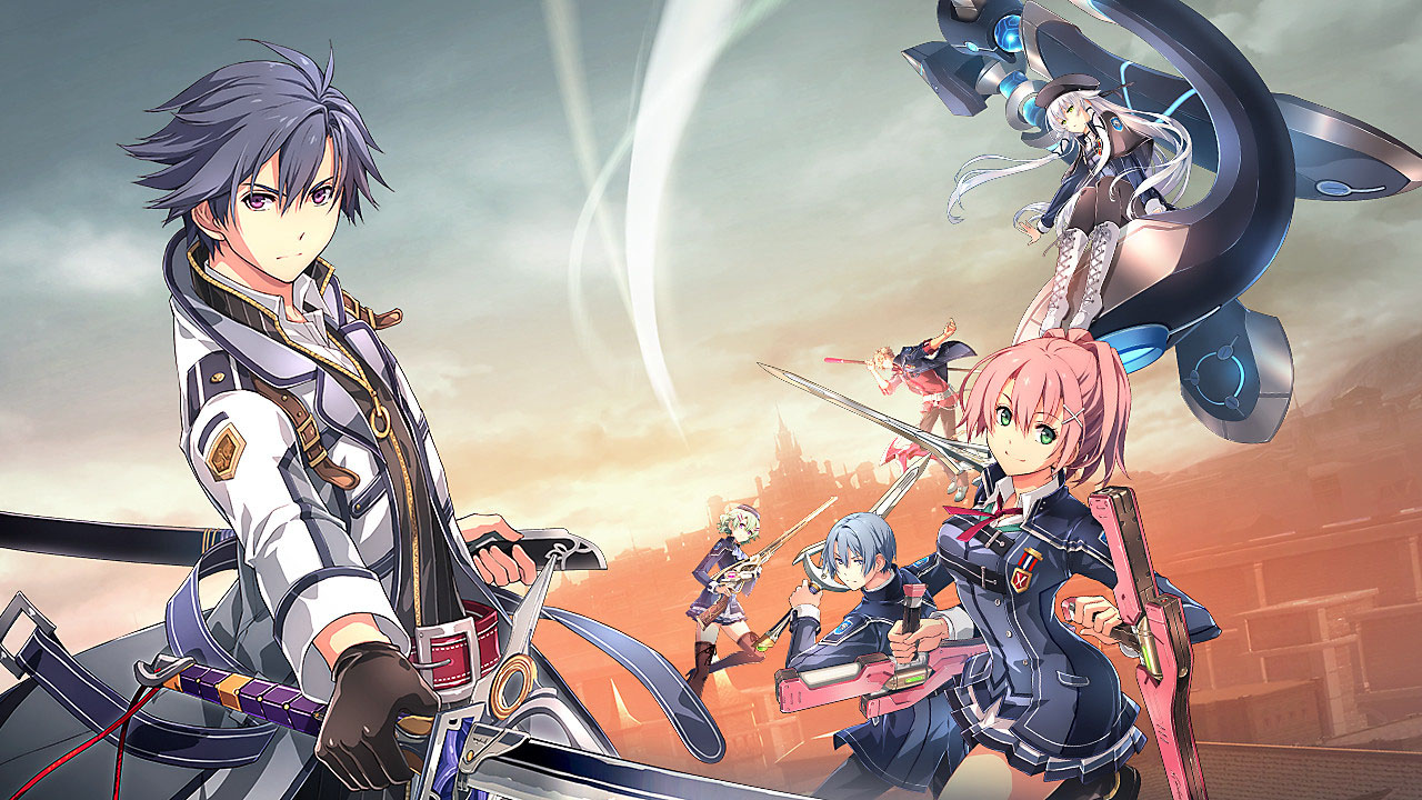 The Legend of Heroes: Trails of Cold Steel III Gets a Switch Port in Spring 2020