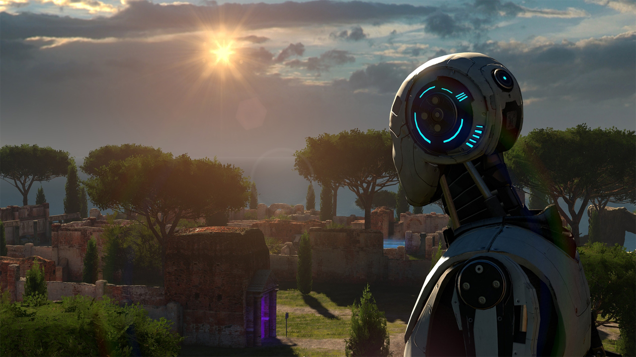 The Talos Principle Now Available for Switch