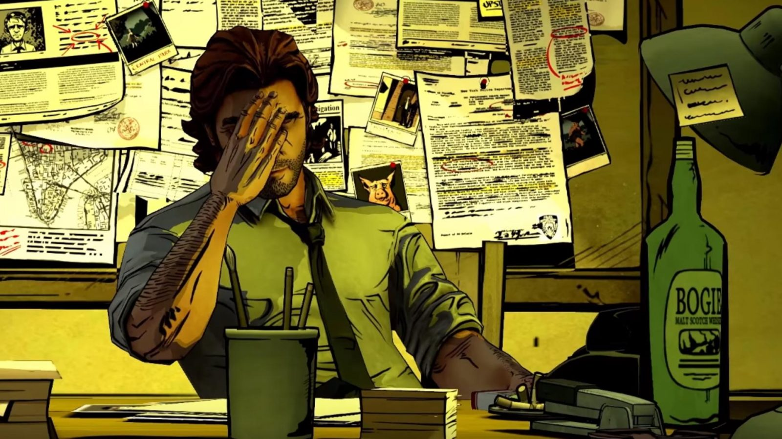 Surprise: The Wolf Among Us 2 Is Back in Production