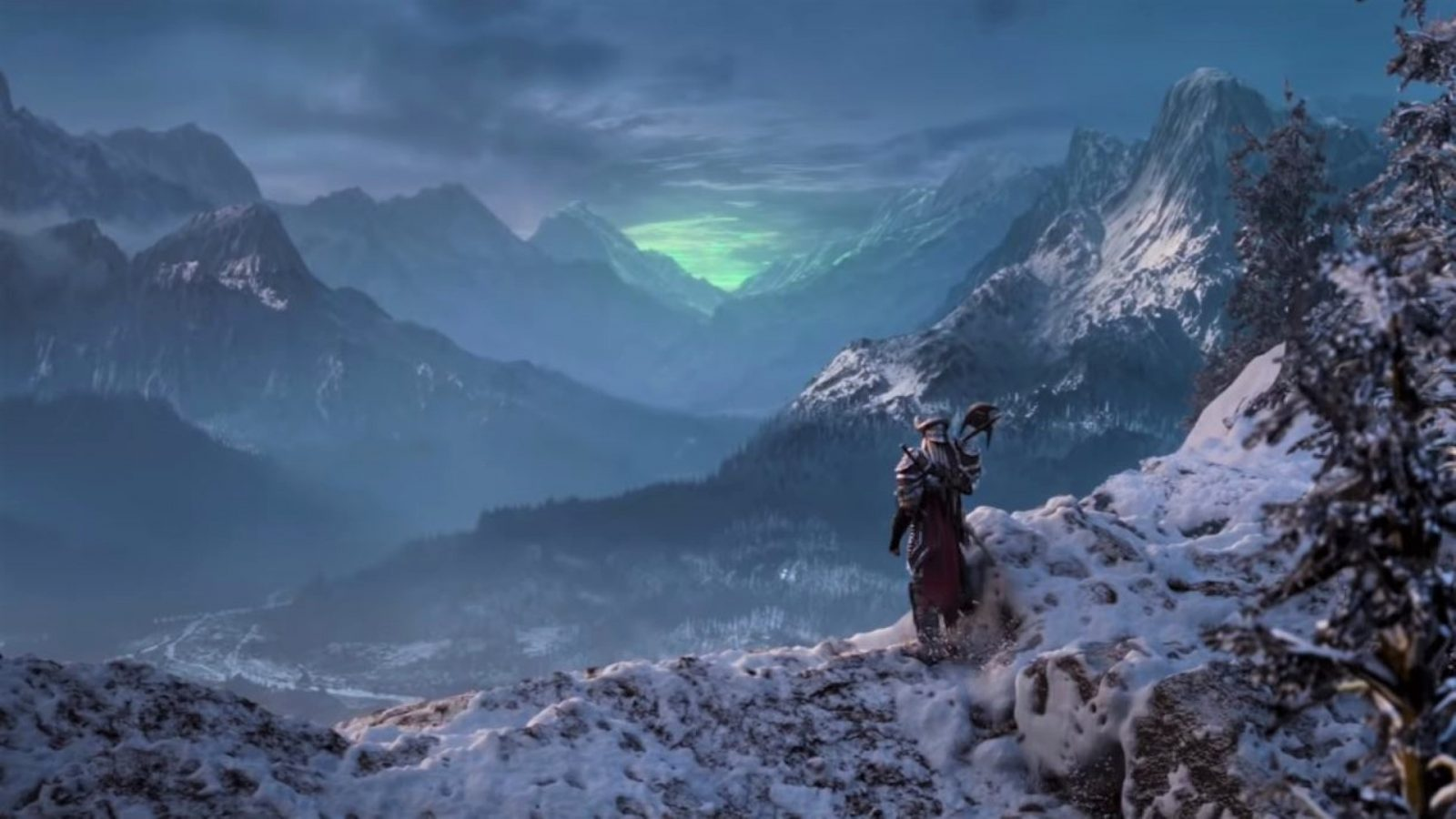 Explore Skyrim for the thousandth time in The Elder Scrolls Online soon