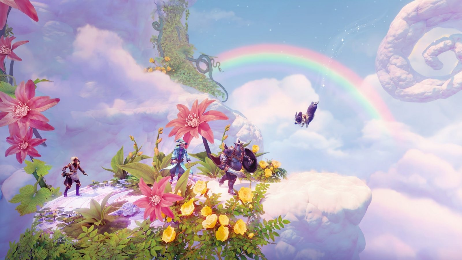 Free DLC Released for Trine 4: The Nightmare Prince