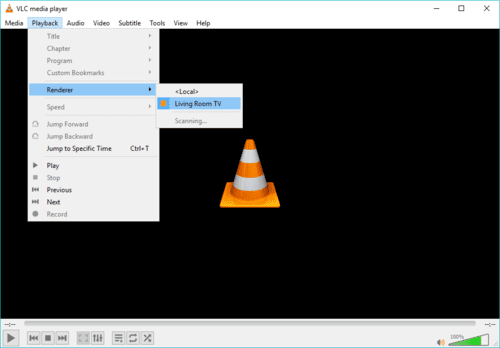 How To Connect Your Chromecast To VLC?