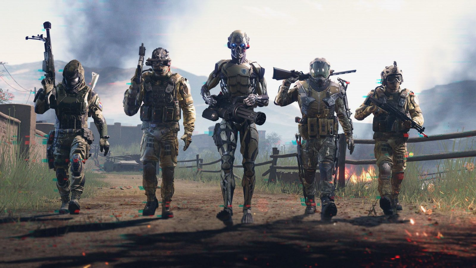 Win $50 of exclusive items in free-to-play shooter Warface!