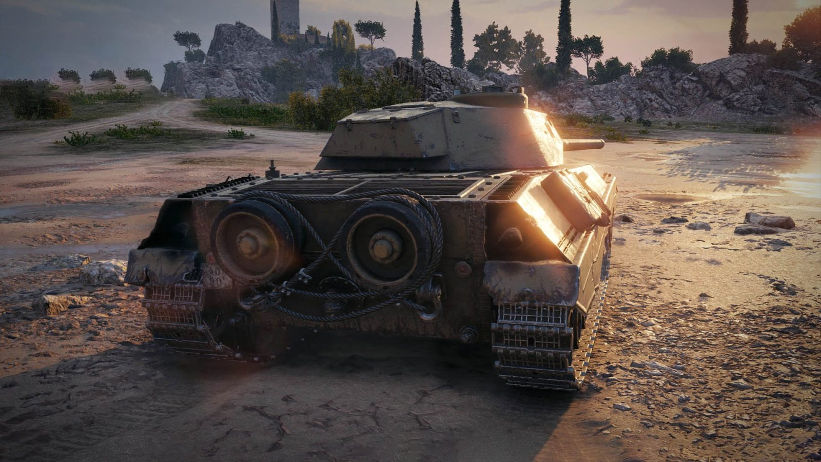 World of Tanks publisher opens new UK studio to work on something completely different