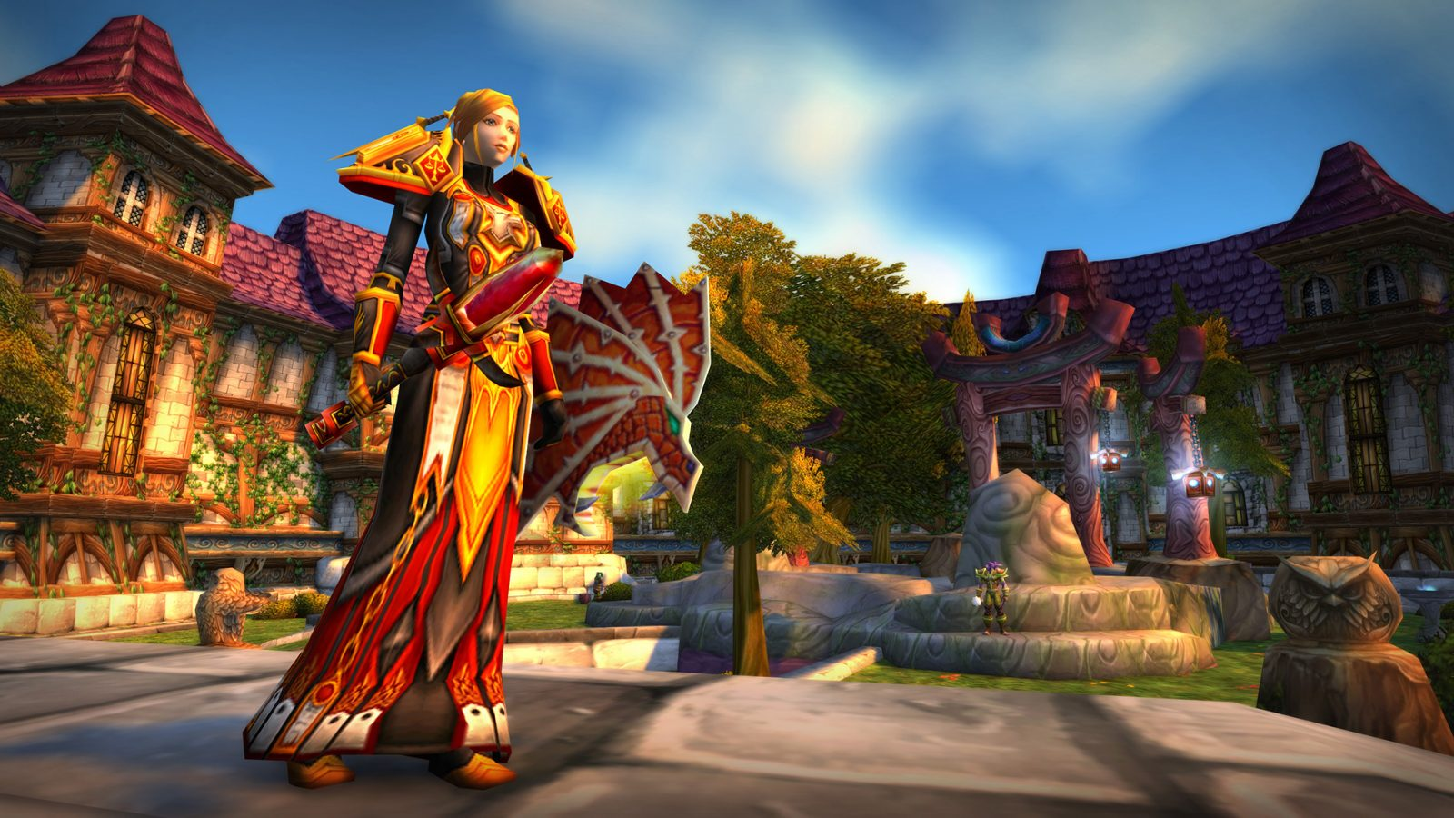 WoW Classic's new patch brings Alterac Valley and Warsong Gulch Battlegrounds