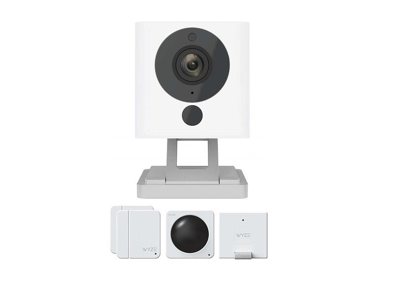 Start securing your home with this $36 Wyze Cam Sense Starter Kit