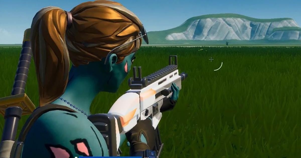 'Fortnite': How to turn off annoying ammo reticle
