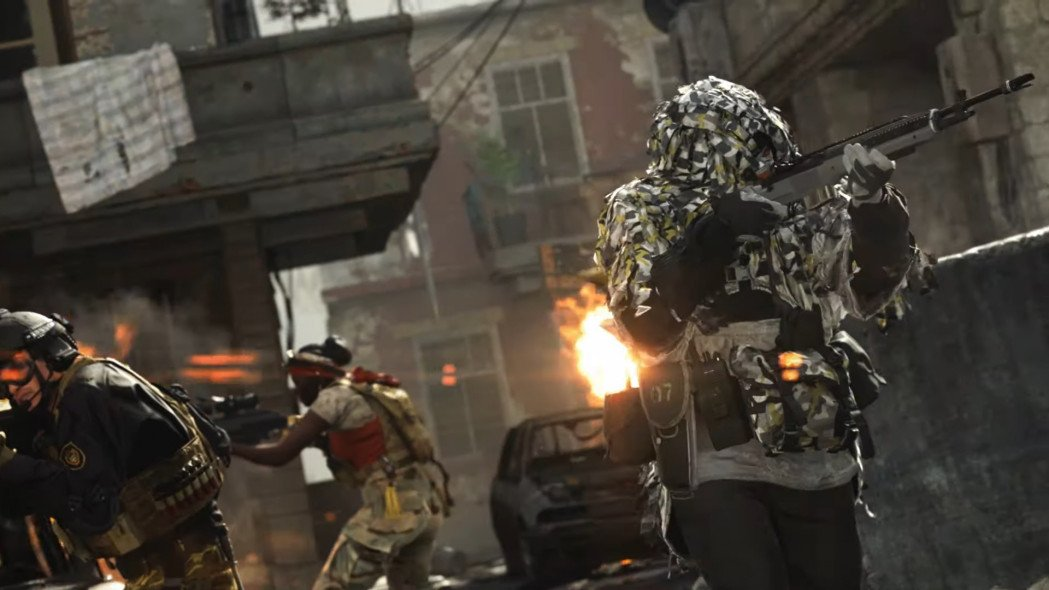 Modern Warfare Crashes Into Season One of Content, Live Now
