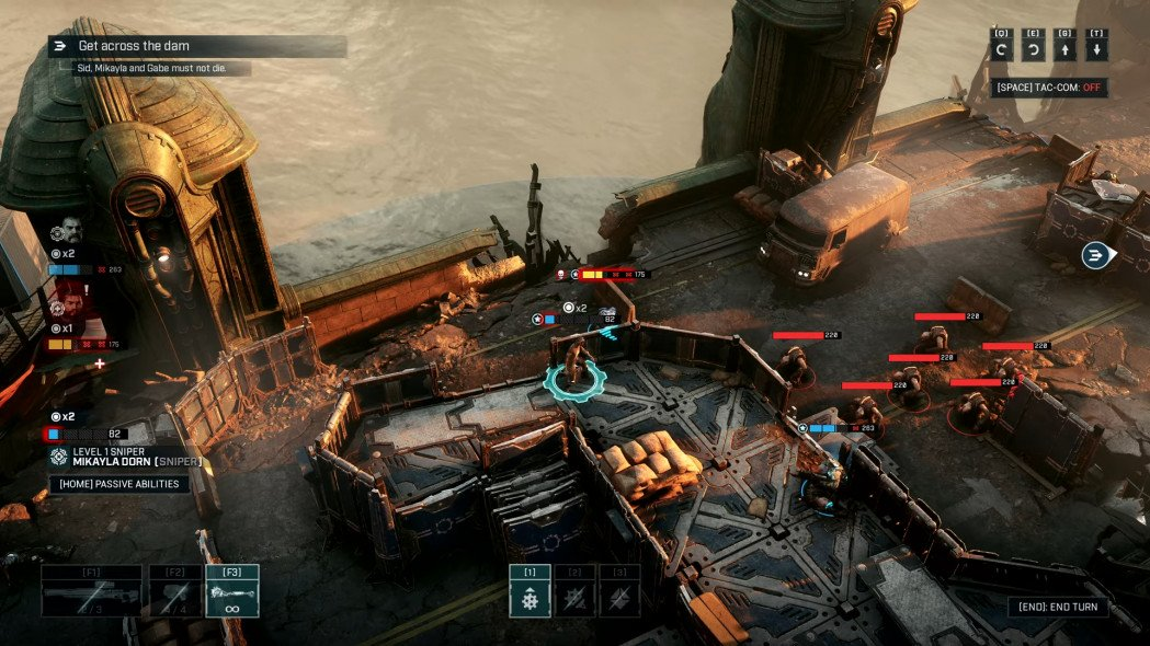 Gears Tactics Fights For Freedom in 2020
