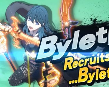 Byleth is Coming to Tremendous Smash Bros Final