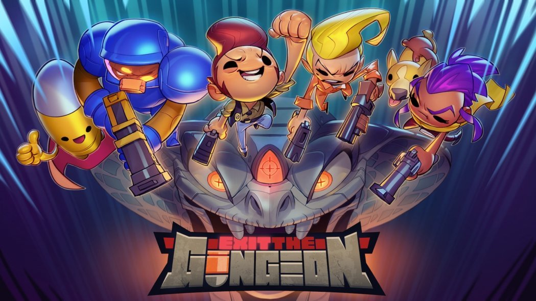 Exit The Gungeon PC and Console Releases Introduced