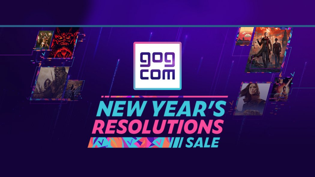 GOG New 12 months's Resolutions Sale 2020 Has Darn Good DRM-Free Offers