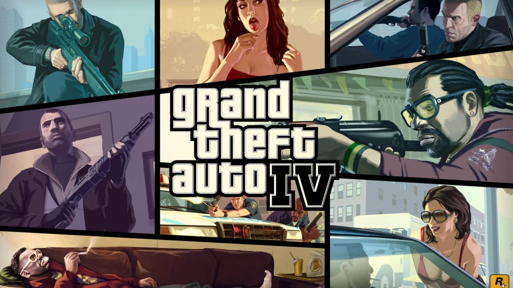 Grand Theft Auto IV Delisted on Steam