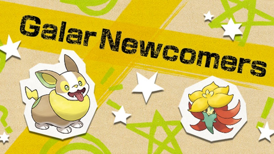 Subsequent Sword and Defend On-line Competitors Welcomes Galar Newcomers