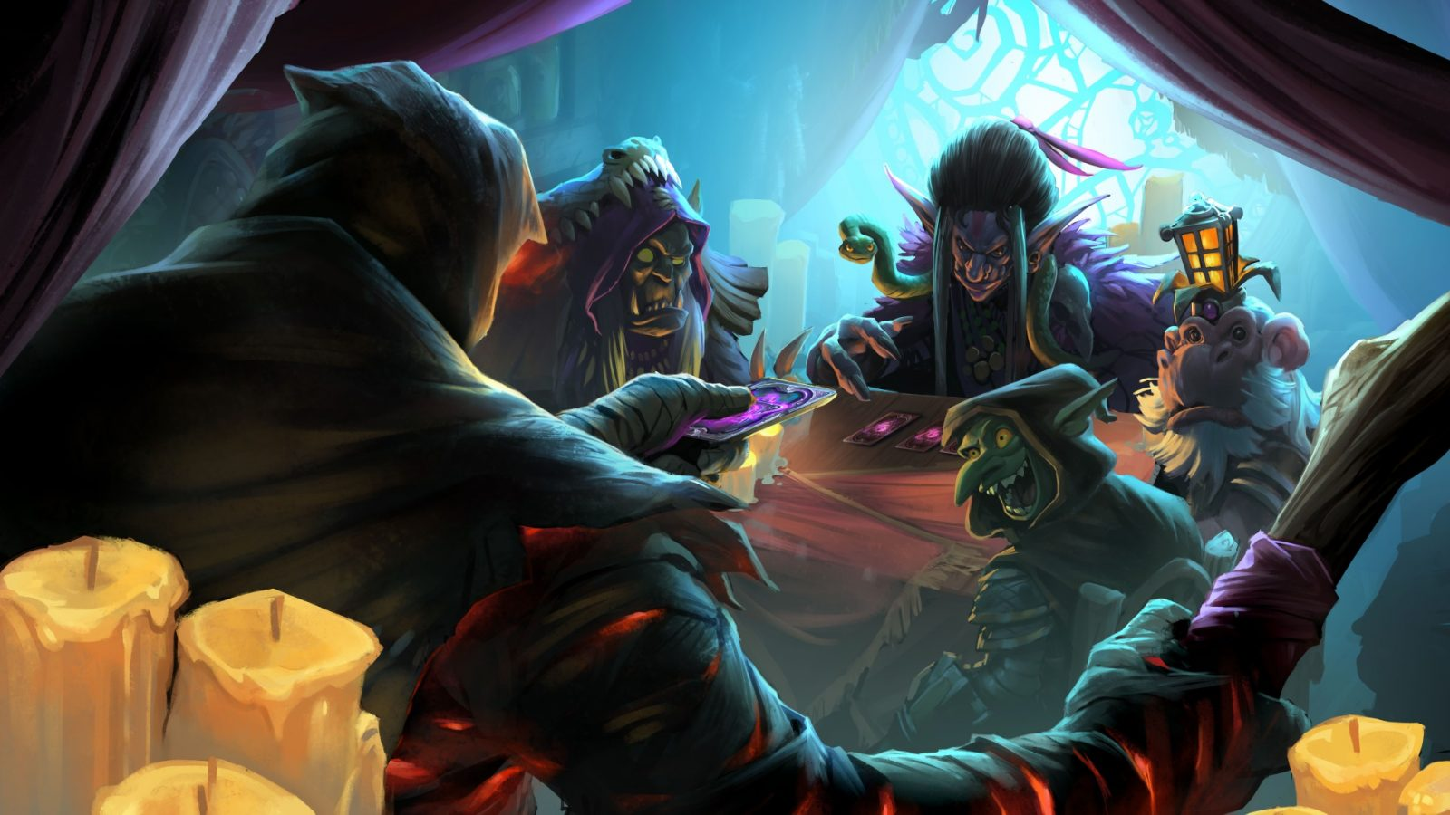 Hearthstone will see twice the variety of Masters Tour occasions this season