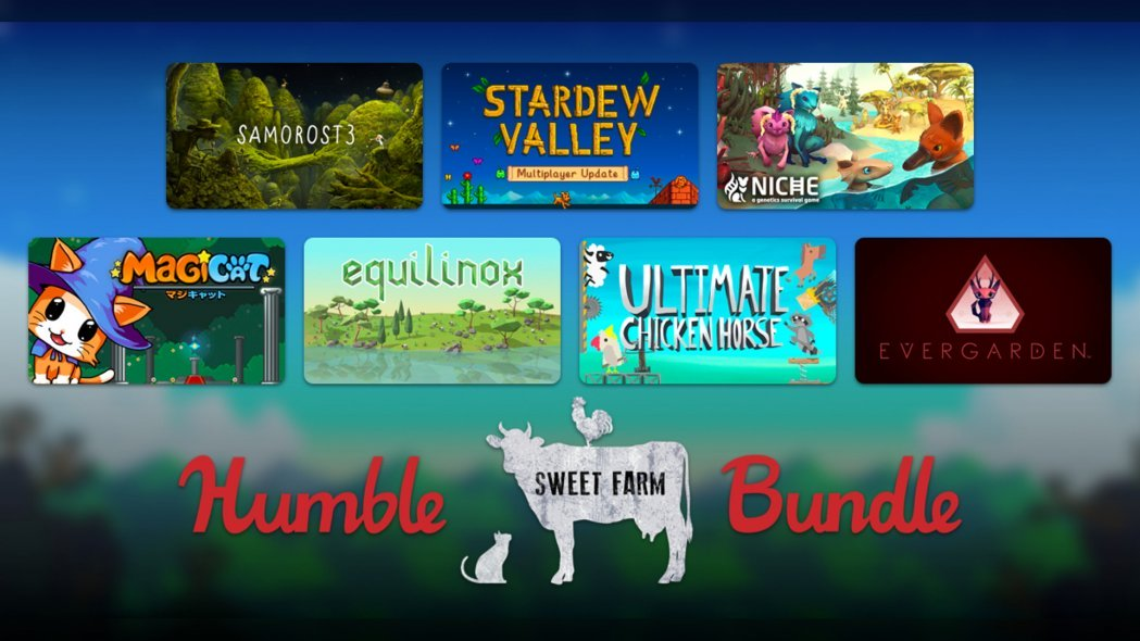 Humble Candy Farm Bundle Takes Us Again to Nature