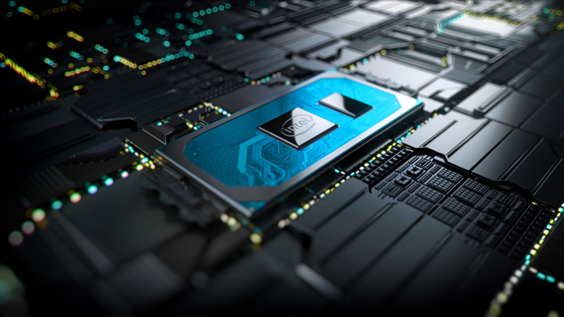 Intel teases Comet Lake H-series to go toe to toe with AMD Ryzen 4000 on cell