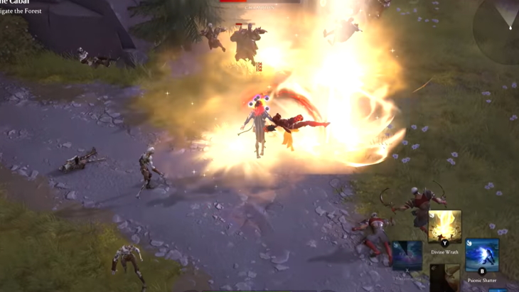Magic: Legends Gameplay Trailer, Thoughts Mage and Geomancer Particulars, Launches 2020