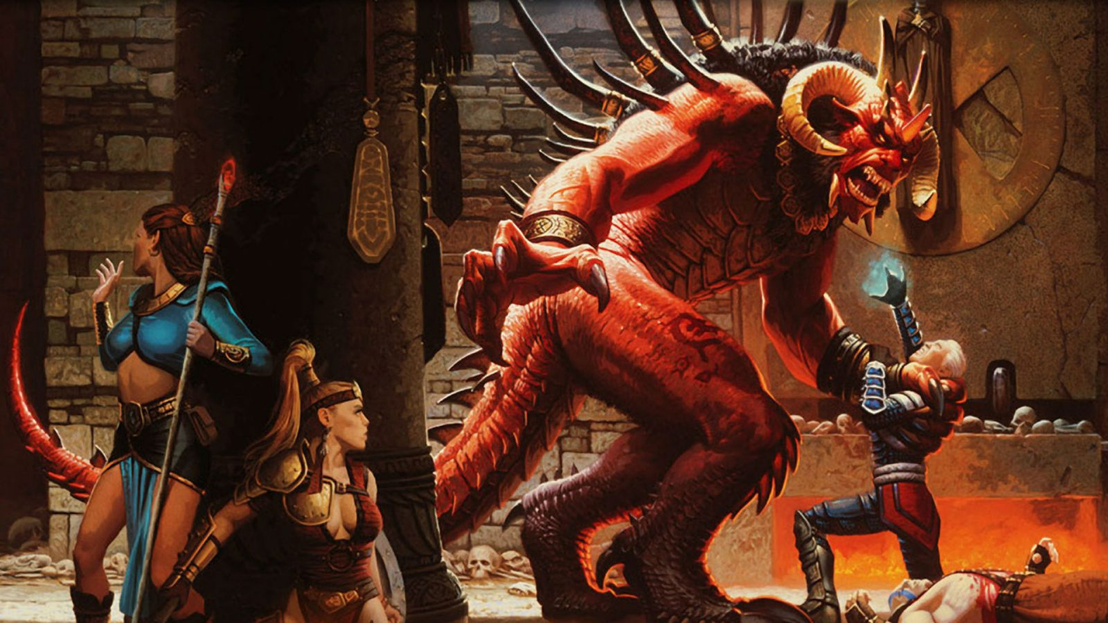 That is what Diablo 2 would possibly appear like if it was remastered
