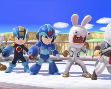 Tremendous Smash Bros. Final Challenger Pack 5 Mii Costumes: Cuphead, Altaïr, and Extra