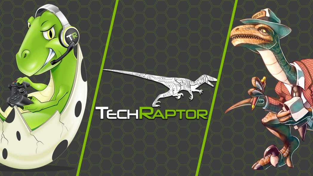 New Year, New Raptor – Our New Mascot!