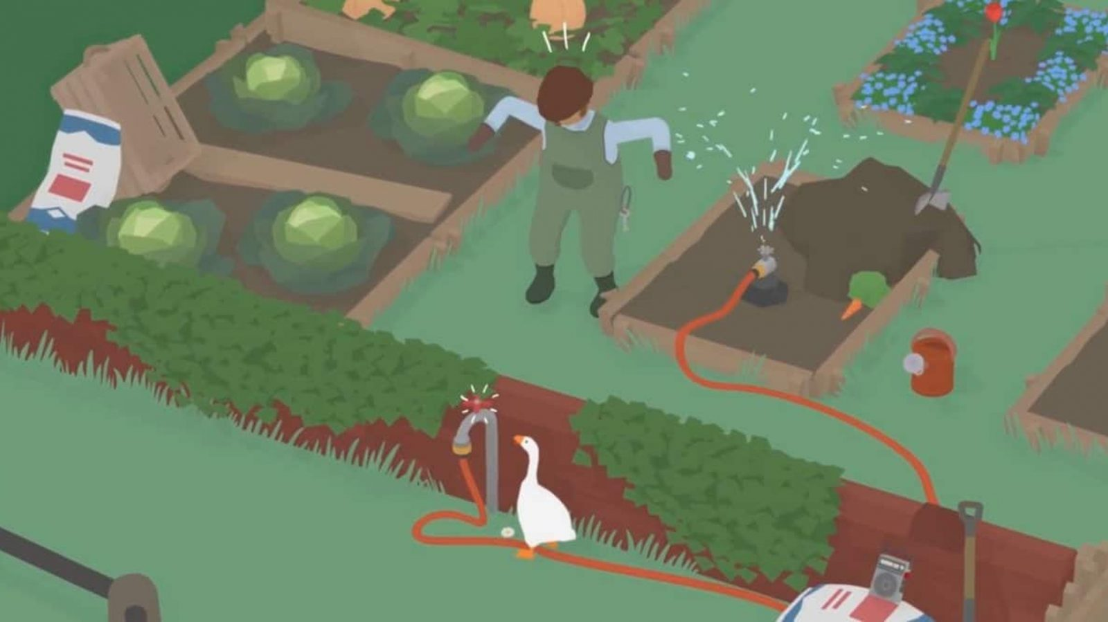 Honk! Untitled Goose Game sales hit a million