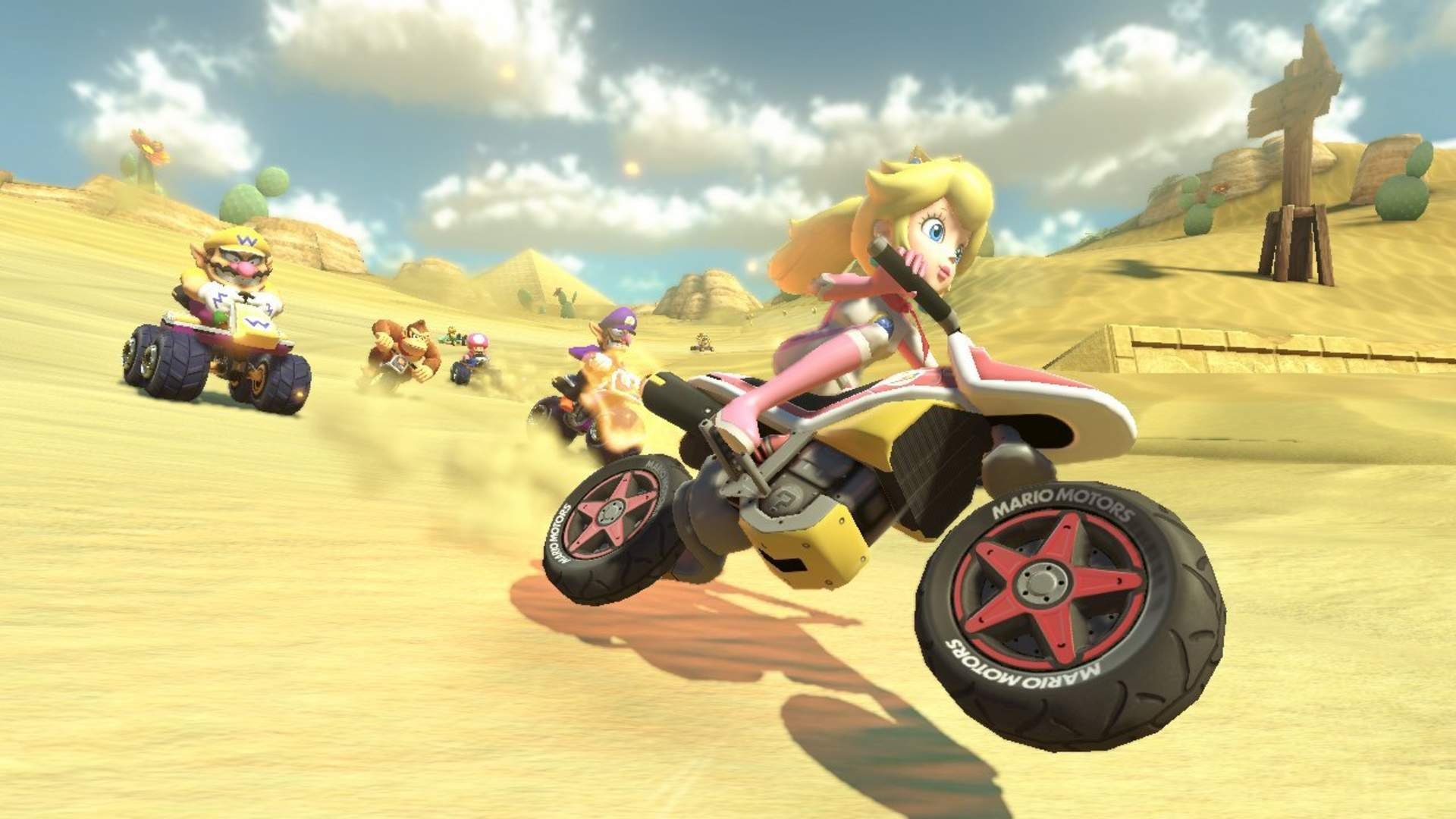 A Mario Kart eight Deluxe Open and Different Tournaments Brings Life to Nintendo Swap On-line