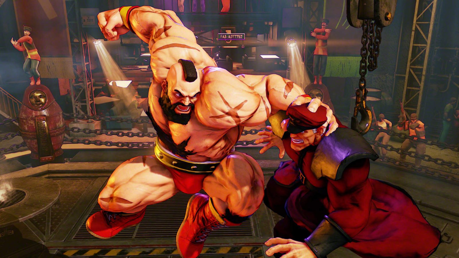 A New Fan Patch Fixes One among Road Fighter 5's Longest Standing On-line Points