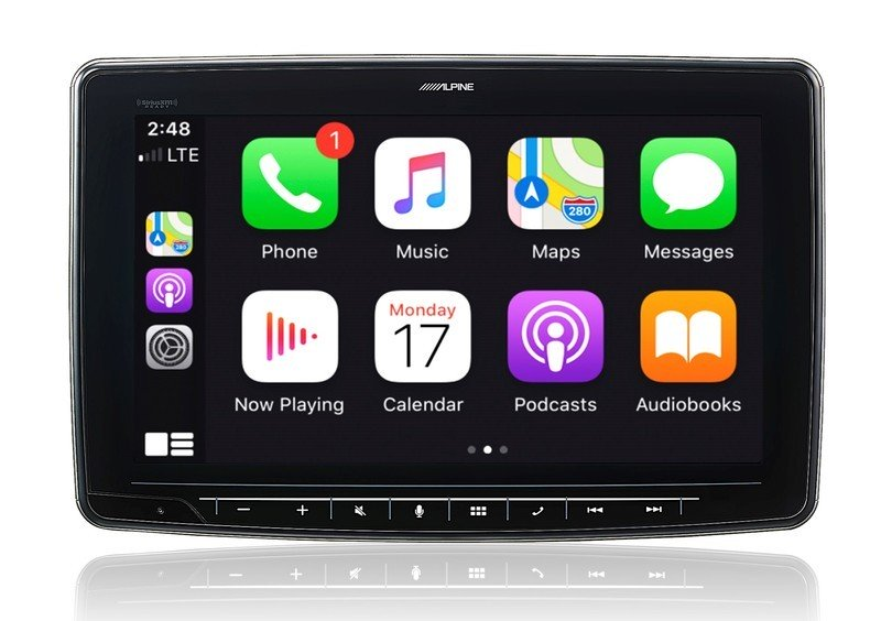 CES 2020: Alphine's new Halo is an 11-inch Android Auto display to your automobile