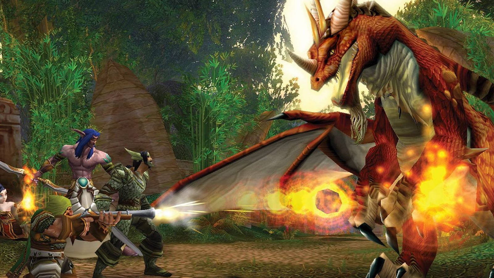 The best MMOs and MMORPGs on PC in 2020