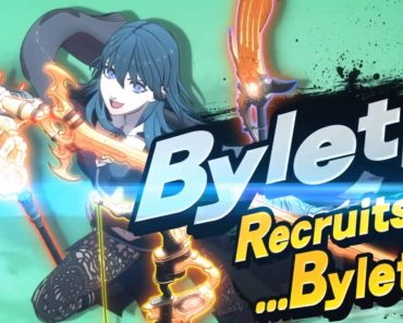 Byleth is the Subsequent Fighter Becoming a member of Tremendous Smash Bros. Final
