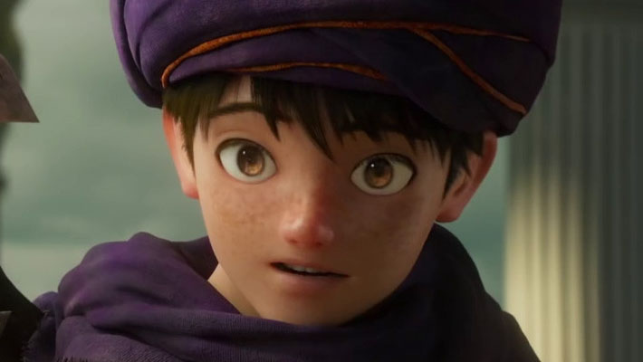 Dragon Quest: Your Story Movie Listing Spotted on Netflix