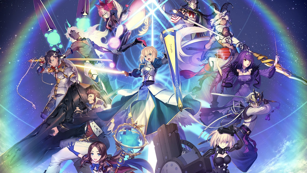 Twitter's Most Standard Recreation for 2019 was Destiny/Grand Order