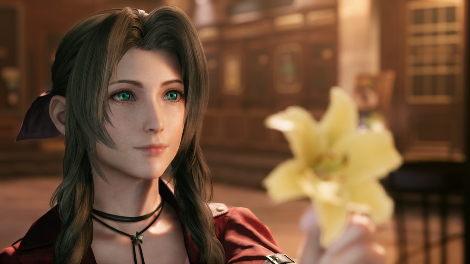 FF7 Remake leaks trace at a PC port