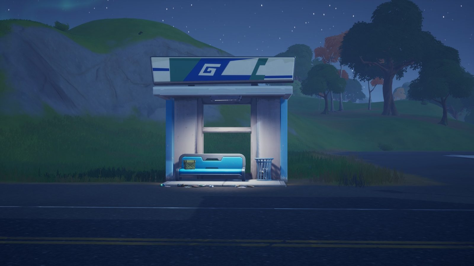 Fortnite: The place to go to completely different bus stops in a single match